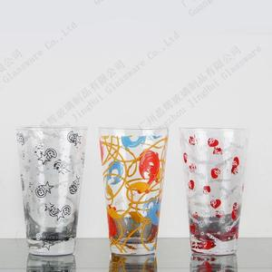 Water glasses for promotion